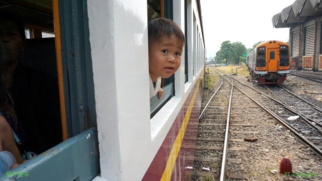 这是一趟时光列车