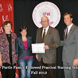 Scholarship Ceremony Fall 2013 - Purtle%2BNursing%2Bscholarship%2B5.jpg