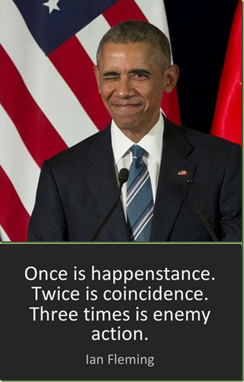 obama coincidence