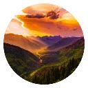 Panorama photo HD Wallpaper New Tab