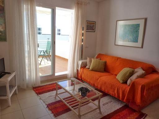 Piso en alquiler de vacaciones con 65 m2, 2 dormitorios  en Mojácar