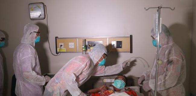 Pasien Suspect Corona Di Semarang Meninggal Dunia