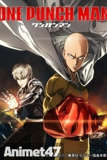 One Punch Man: Road to Hero -  2015 Poster