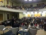 Falando sobre o atual cenário político e econômico em Aula Magna no IPA 23-03-2015