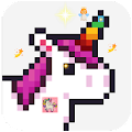 UNICORN - Color by Number Pixel Art Game