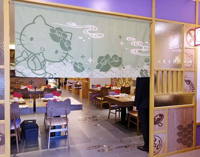 4 HELLO KITTY Shabu-Shabu 火鍋二號店 Hello Kitty  火鍋