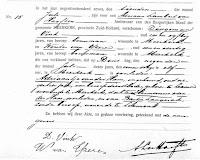 Ham, Adriaantje v.d. Overlijdensakte 09-07-1907.jpg