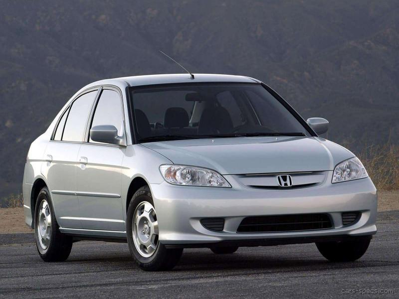 ... 2005 Honda Civic Hybrid 00007 ...