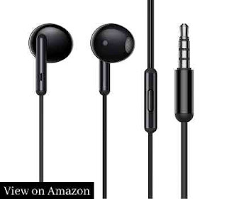 Realme Buds Classic Wired Earphones