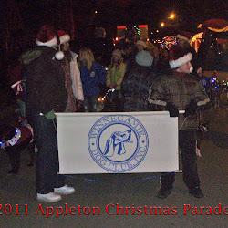 2011 Appleton Christmas Parade