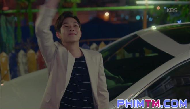 Nổi cơn ghen, Park Seo Joon… áp mặt sát vào Kim Ji Won - Ảnh 11.