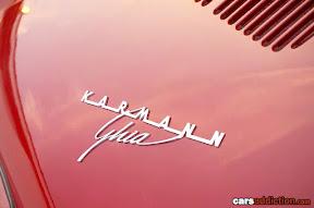Karmann Ghia Badge