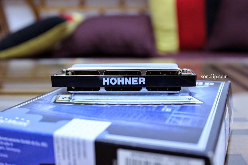 Kèn Harmonica - Hohner Big River Harp MS (key C)