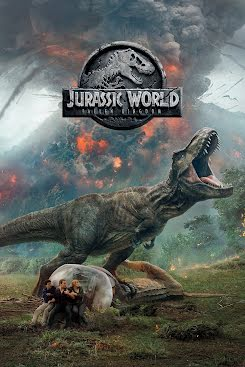 Jurassic World: El reino caído - Jurassic World: Fallen Kingdom (2018)