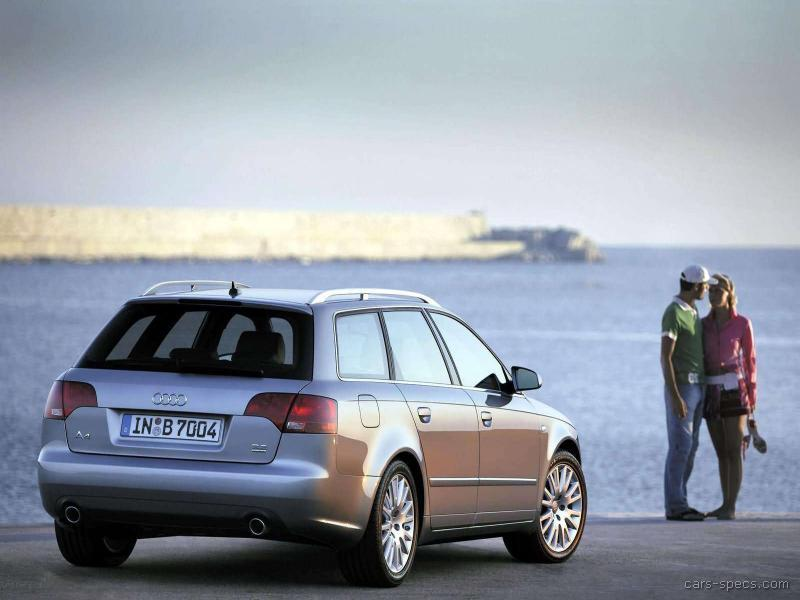 2006 audi a4 wagon specifications pictures prices. Black Bedroom Furniture Sets. Home Design Ideas
