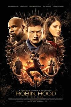 Robin Hood - A Origem (2018) Dublado e Legendado Torrent