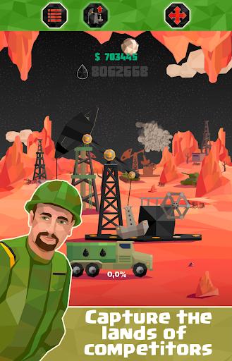 Idle Oil Tycoon: Gas Factory Simulator (Mod Money)