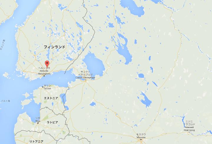★フィンランド 身も凍るアイスレース