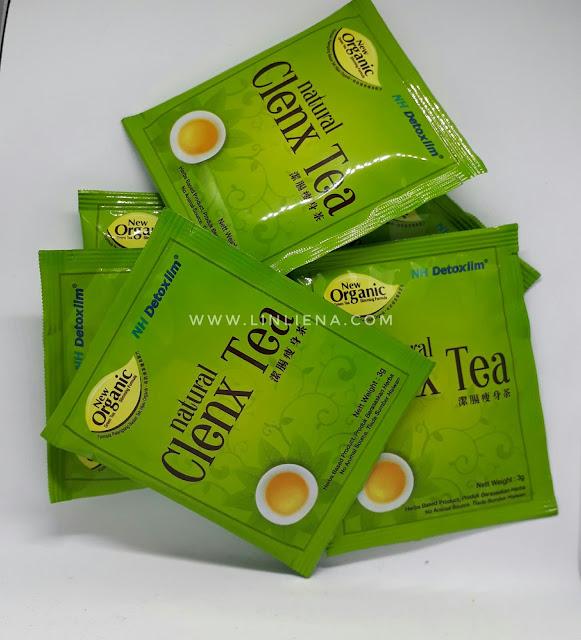 Natural Clenx Tea| Dah Minum Ke Belum?