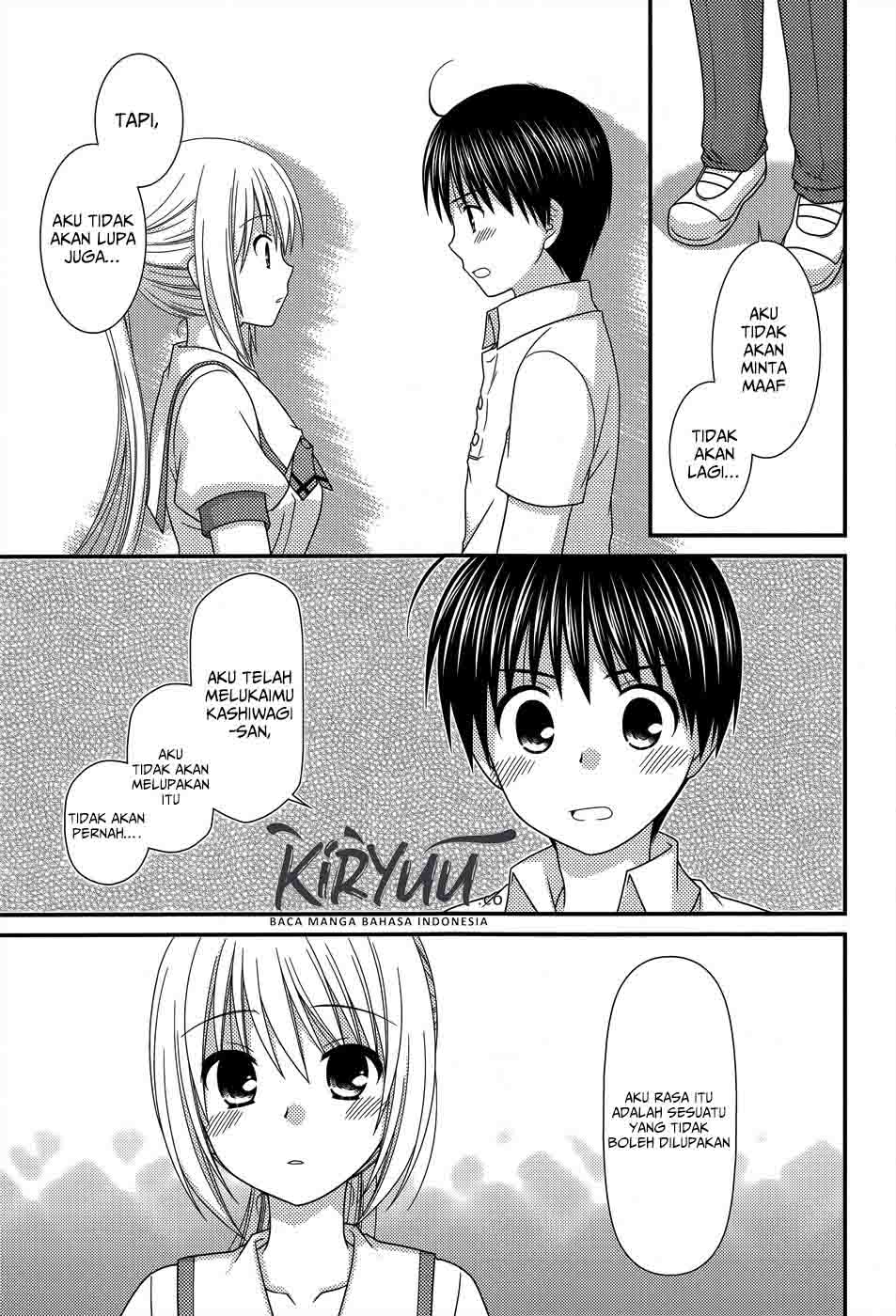 Tonari no Kashiwagi-san: Chapter 55 - Page 22
