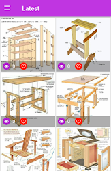 Blueprint woodworking idea 11 seedroid this app will give you inspiration on woodworking project and its blueprint malvernweather Gallery