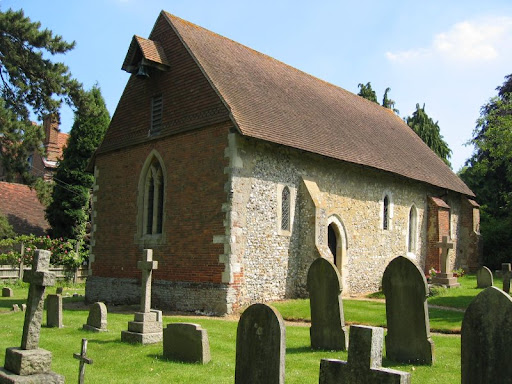 4 wanborough church