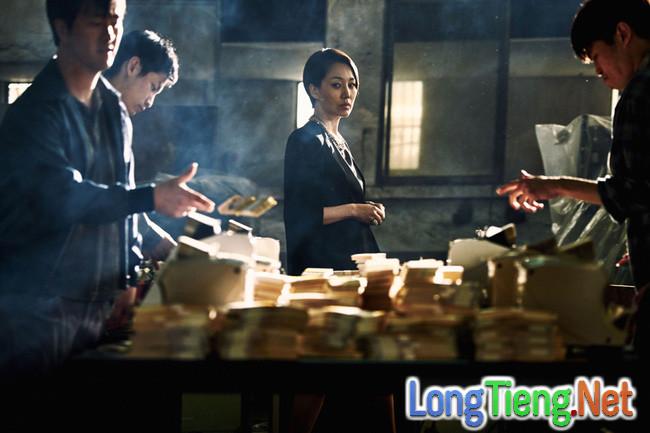 Ông Trùm: Sướng đến phút cuối cùng bên Lee Byung Hun và Kang Dong Won, Kim Woo Bin - Ảnh 12.