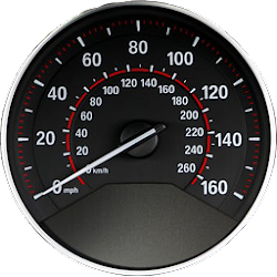 Real-Time Speed Tracker