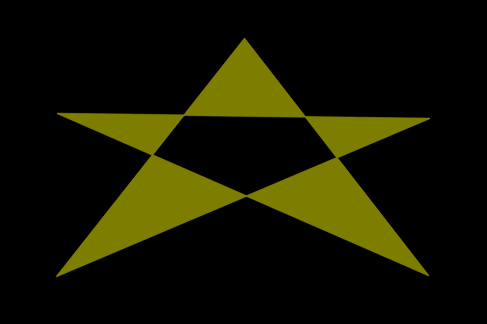 Dibujar polígono relleno Python OpenCV