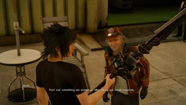 final fantasy 15 upgradeable weapons guide 01