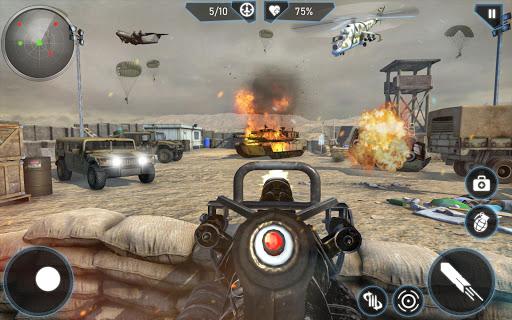 Télécharger Gratuit Modern FPS Combat Mission - Free Action Games 2020 mod apk screenshots 4