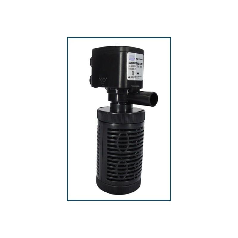 lọc đứng sobo-wp-1200f có công suất 880l/h cho hồ thủy sinh