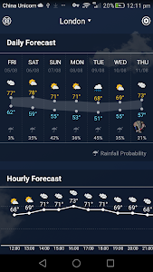10 Day Weather Forecast Widget screenshot 4