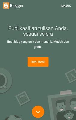 Cara Membuat Blog menggunakan Blogger untuk Tugas Kuliah, Hobi dll