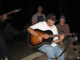 Timo rockin' the guitar.