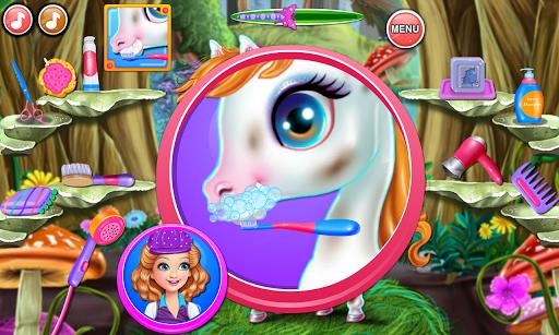 Sandra Pony Fairy Salon 1.0.5 screenshots 2