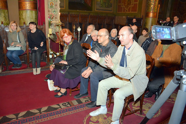 Sorin Dumitrescu la Sf. Silvestru despre Inviere 086
