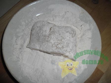 Приготовление филе минтая в духовке