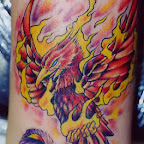 pulse fire purple - tattoos ideas