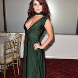 OIC - ENTSIMAGES.COM - Jessica Hayes - love island winner at the  Britz go Bollywood - Ark Royal Banquet Hall  in London 29th February 2016 Photo Mobis Photos/OIC 0203 174 1069