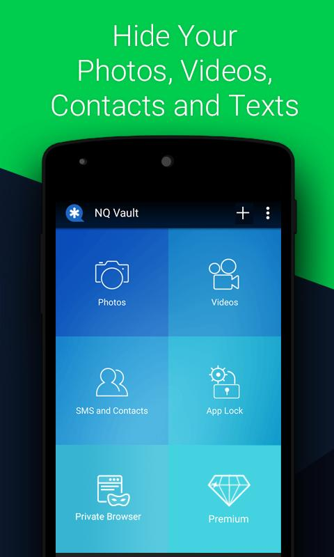 Screenshots of Vault-Hide SMS, Pics & Videos for iPhone