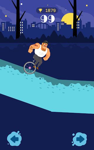 Unicycle Downhill screenshot 11