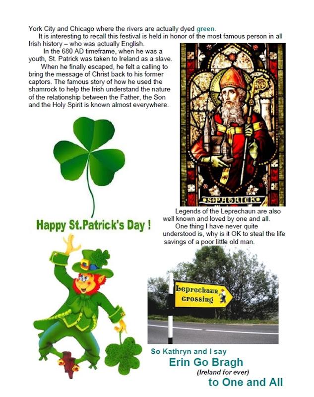 Dave's Irish 2