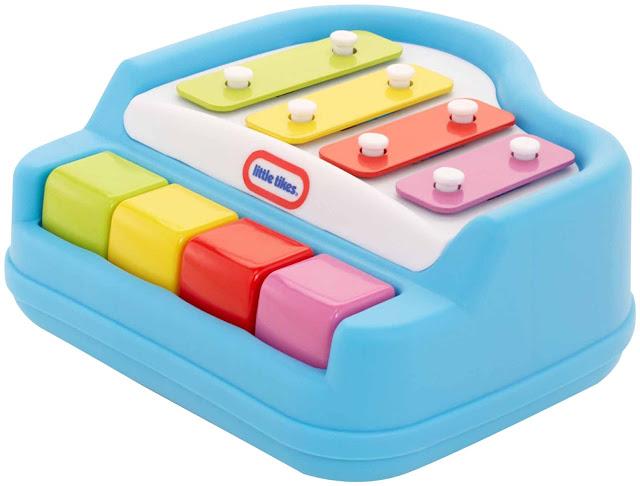 Đàn piano cho bé Tap a Tune Piano Little Tikes