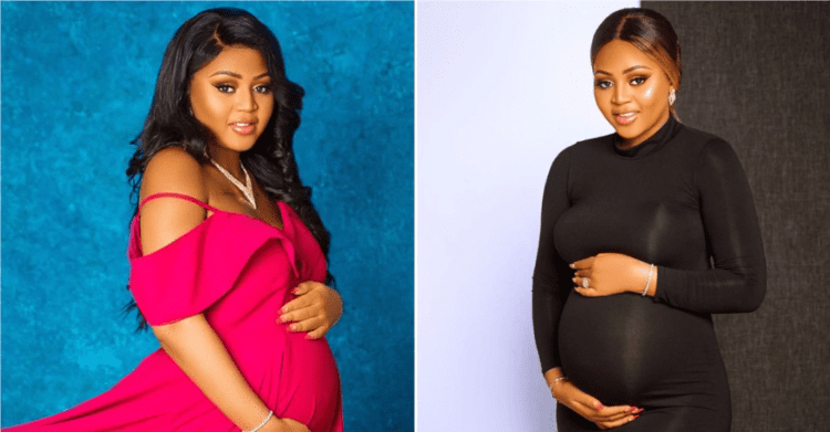 Regina Daniels Becomes First Time MumAs She Welcomes Baby Boy