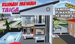 ID Rumah Sultan di Sakura School Simulator Cek Disini Aja