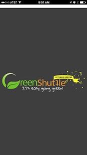 Green Shuttle - náhled