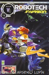 P00013 - 12 Robotech - Invasion #5