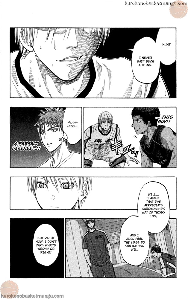 Kuroko no Basket Manga Chapter 64 - Image 18