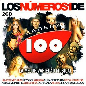 lancamentos Download   Los Numeros Uno De La Cadena 100 (2011)